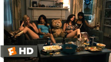 Ted (3/10) Movie CLIP – Theyre Hookers, So Its Fine (2012) HD