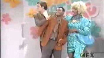 Jim Carrey and Wanda On The Dating Game