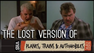 The Lost Version of Planes, Trains and Automobiles | A Docu-Mini