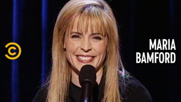 When Your Boss Is Annoying AF – Maria Bamford