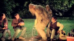 Messin with Sasquatch   Camp Fire   New Jack Links Commercial